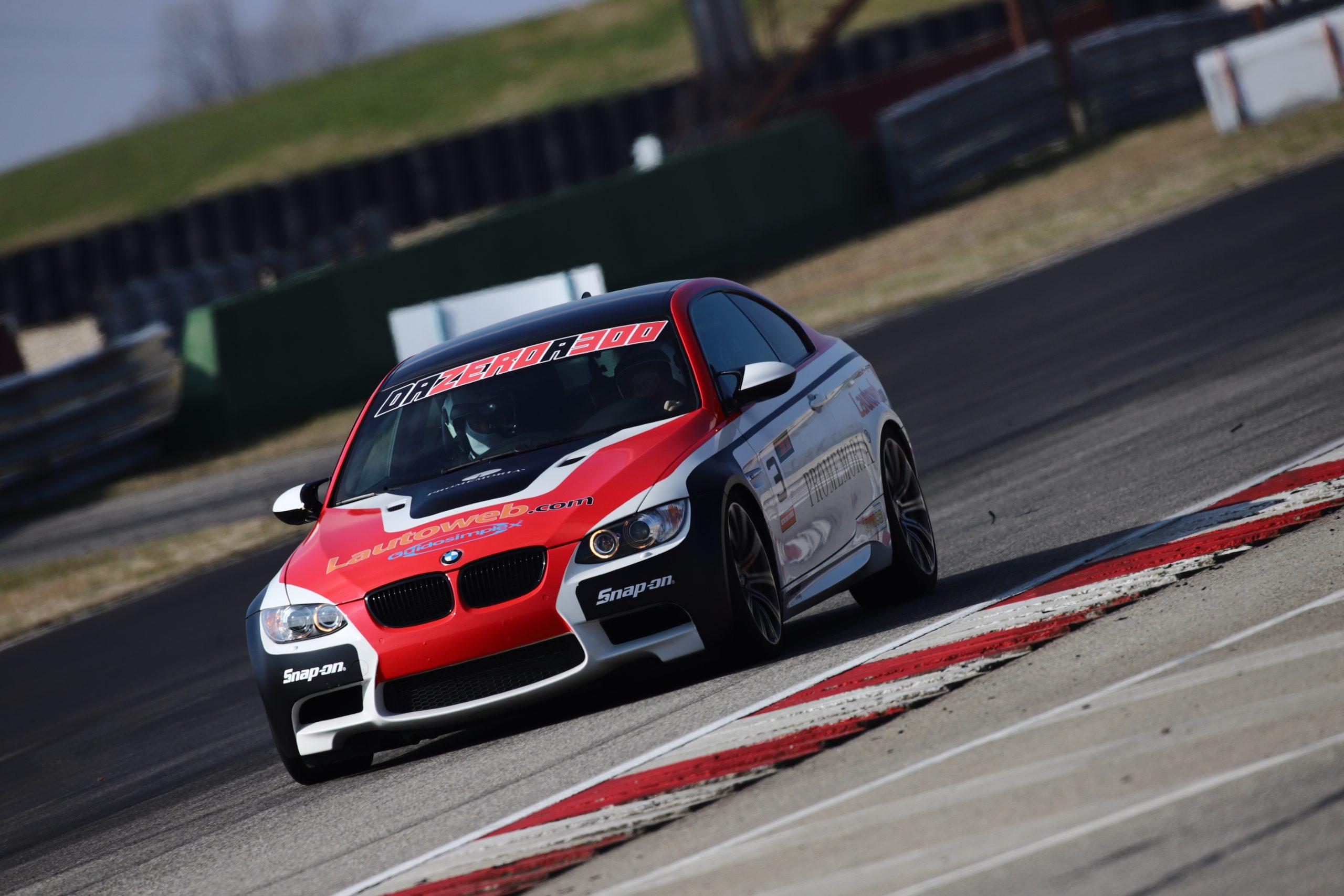 Road to formula BMW M3 E92