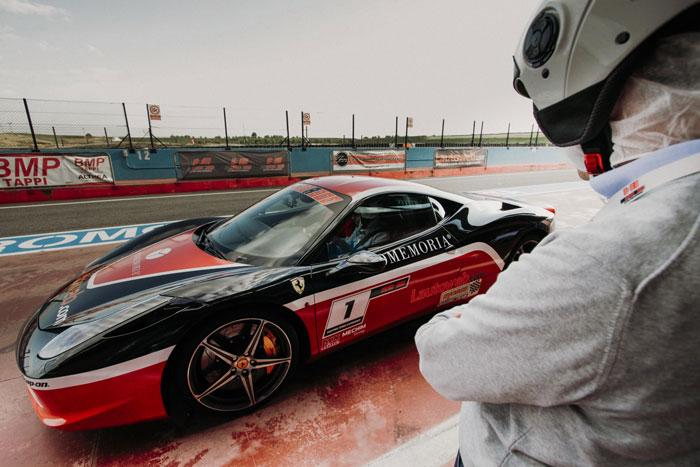 Advanced sport driving course EVO