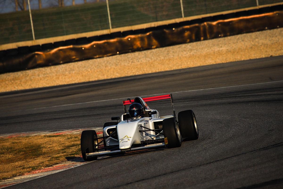 Tatuus Formula 4