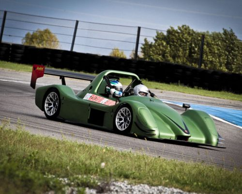 Road to formula Radical SR3